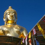 Buddha at Golden Triangle