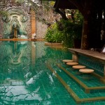 Pool at Sawasdee Village, Kata Beach - Phuket