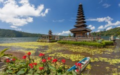 Uluwatu Temple (Temple on the Water) - Bali